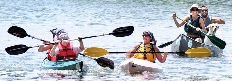 15th Annual Chief Worumbo Androscoggin River Race