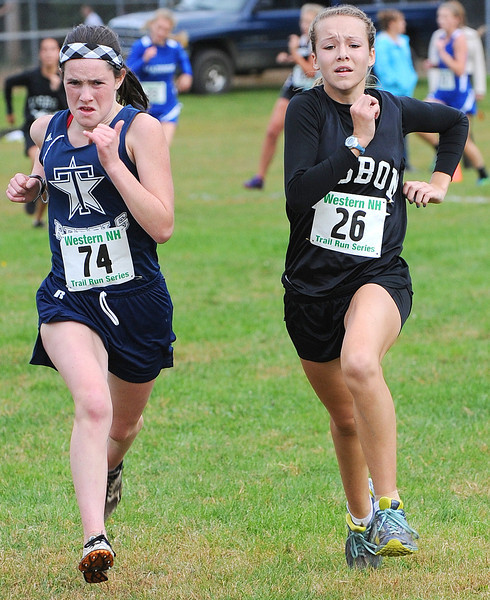 MVC cross country meet