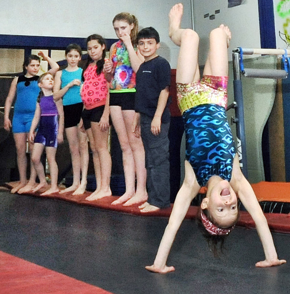Rumford gymnastics