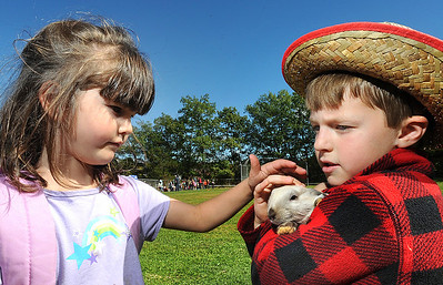 Sabattus Primary School Farm Day