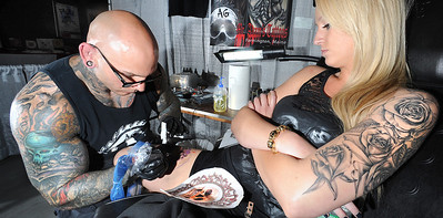 Rock & Tattoo Expo #2 opens at Colisee