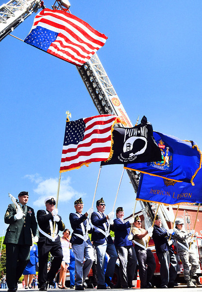 Jay/Livermore Falls Memorial Day Parade