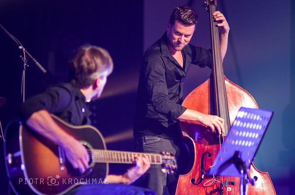 Concert quartett Robin Mark during Etno Krakow