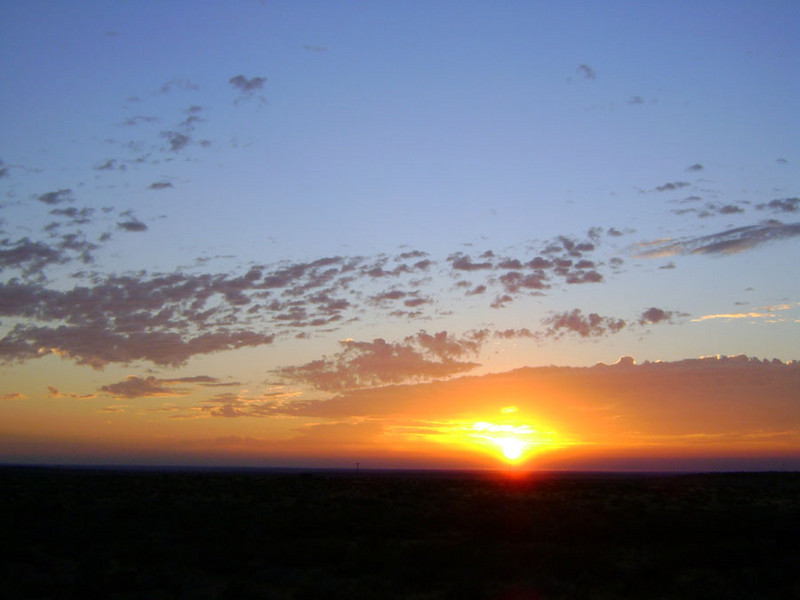 SUNRISE - JANUARY 1, 2009