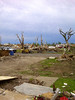 Joplin Tornado Relief Photos : May 22, 2011…   A date that will live in the harts of the people of Joplin Missouri for a long time to come.  A devastating EF-6 Toronto tore through the city cutting a path 3/4 of a mile wide and 7 miles long…. leveling everything in it's path to the ground.  Trees were stripped of their bark, hundreds of homes and businesses were destroyed, and any building left standing served as a shelter.  Below are a few pictures of the devastation from Joplin, MO.  I also have a short video with interviews from some of the voluntears that I went with.    Click HERE to view the video footage