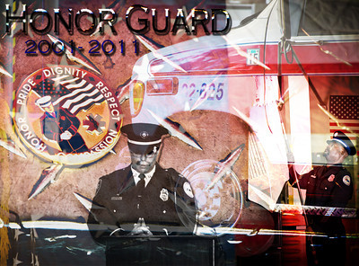 AMR Honor Guard 2001-2011