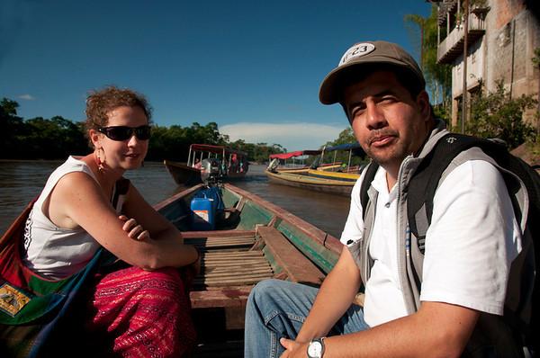 Acompañamiento a Diego Martínez del Comité Permanente por los Derechos Humanos