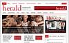 """Ariana McLaughlin – JFK 2008. The Herald, Western Kentucky University, Bowling Green Kentucky. <a href=""""http://www.wkuherald.com/"""">http://www.wkuherald.com/</a>"""