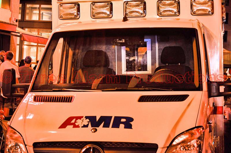 AMR-Mercedes Benz Ambulance