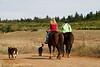 _MG_1630 laura and linda on horses  © bob wilson 2010