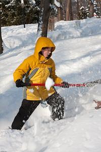 (1) Pslip Slug #: (Pending); (2) Ridgewood, NJ; (3) 01/12/2011; (4) Ridgewood Responds to Another Snow Storm; (5) ; (6) W.H. Grae for the Ridgewood News. Another Storm in RW 029