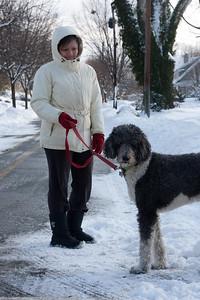 (1) Pslip Slug #: (Pending); (2) Ridgewood, NJ; (3) 01/12/2011; (4) Ridgewood Responds to Another Snow Storm; (5) ; (6) W.H. Grae for the Ridgewood News. Another Storm in RW 038