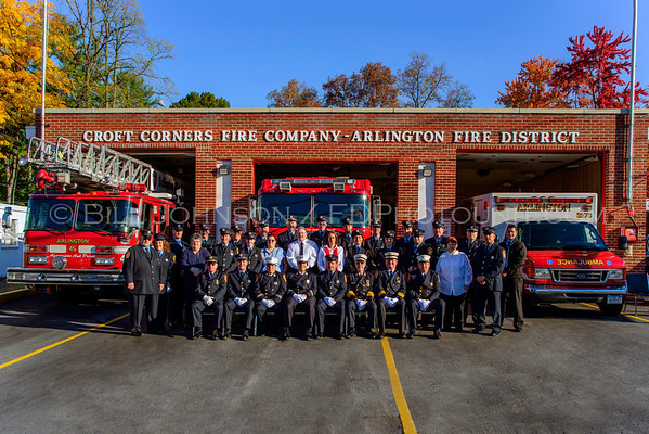 Arlington Station #5 - Croft Corners Fire Company Photo Shoot