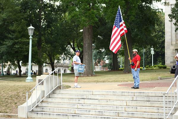 August 2, 2008 - Raleigh, NC - First Amendment