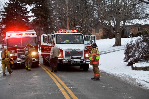 West Pea Ridge Fire - Emmondale Drive