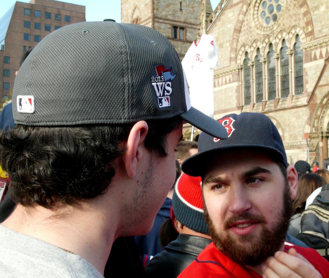Band of Beards - World Series 2013