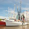 "Saturday Darien, Georgia ""Blessing of the Fleet"" Shrimp Boats - 04-13-13"