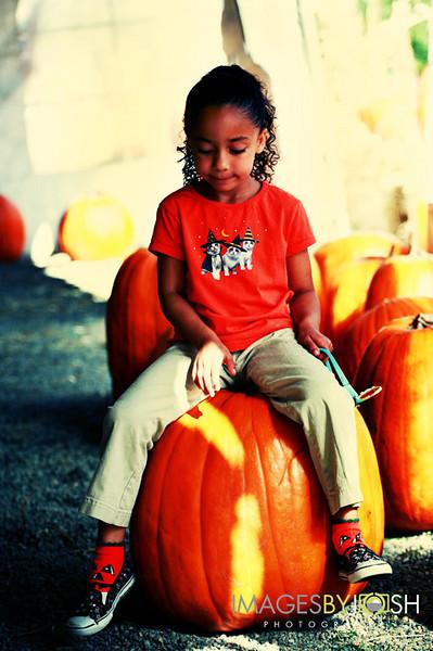 Pumpkin Patch Portrait6