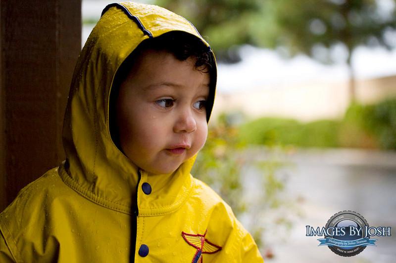 Playing in the rain4