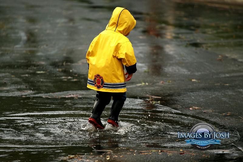 Playing in the Rain5