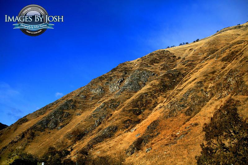 Highway 5_Grapevine_Landscape Photo_Blue Sky