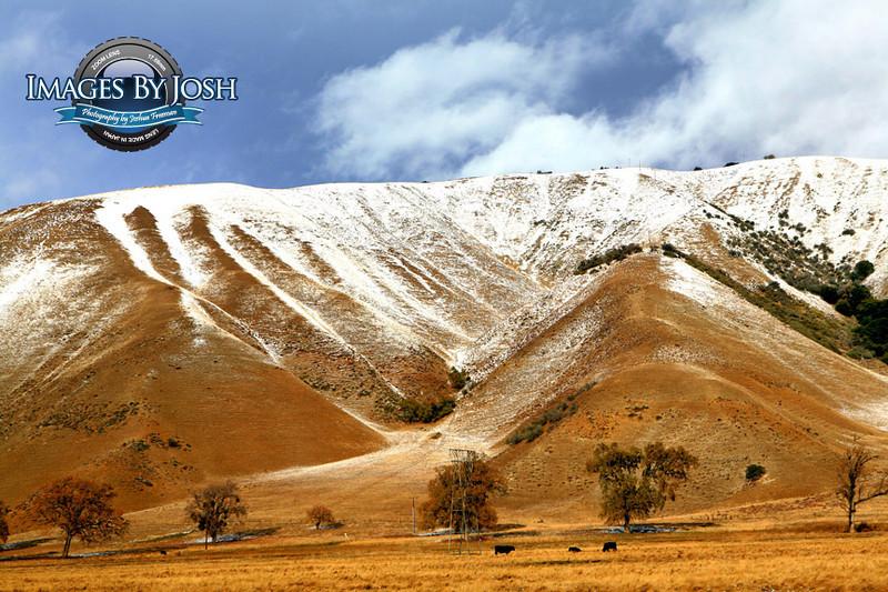 Landscape Photo_Clouds_Snow_Highway 5_Grapevine (4)