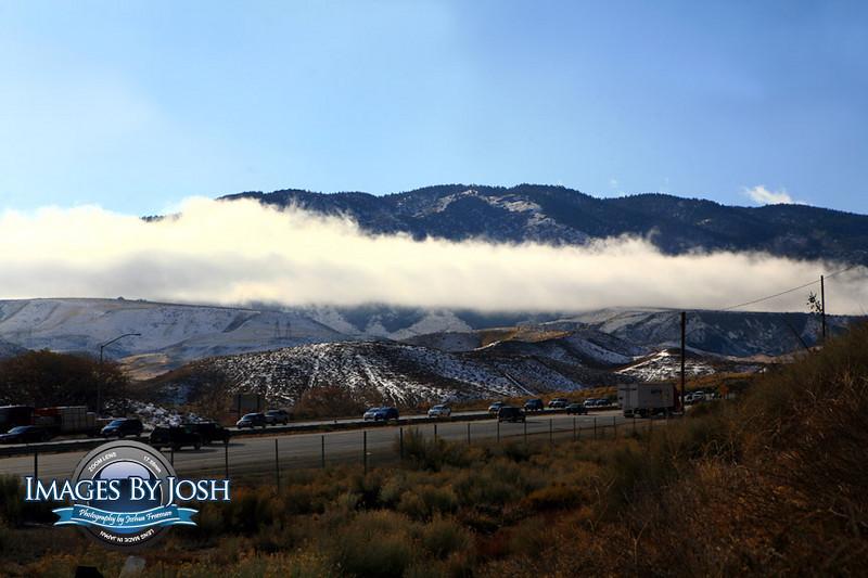 Landscape Photo_Clouds_Snow_Highway 5_Grapevine