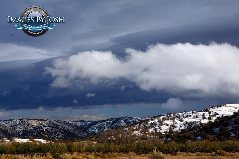 Landscape Photo_Clouds_Snow_Highway 5_Grapevine (3)