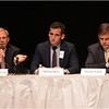 August 1 forum at RCC. From left to right: Bill Walczak, Mike Ross, Marty Walsh.