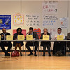 Forum August 6 at Quincy Elementary School in Chinatown on affordable housing, development decisions, and community benefits. From left to right: Felix Arroyo, John Barros, Charlotte Golar Richie, Mike Ross, Bill Walczak, Marty Walsh, and Charles Yancey.