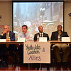 Youth Jobs Coalition forum August 13: Charles Yancey, Bill Walczak, Marty Walsh, John Barros, David James Wyatt, Felix Arroyo.