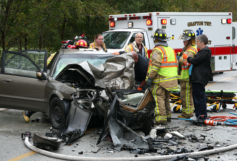 State Route 303 accident - ElyriaCt