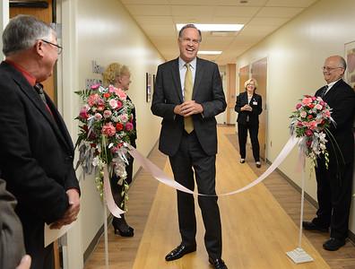 Breast cancer center dedicated at UH Elyria - ElyriaCt