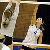 Brunswick vs. Midview volleyball :
