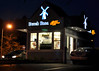 Dutch Bros. Coffee started serving beverages at 5:00AM and officially opened at 5:30AM on Friday, August10th, 2012.