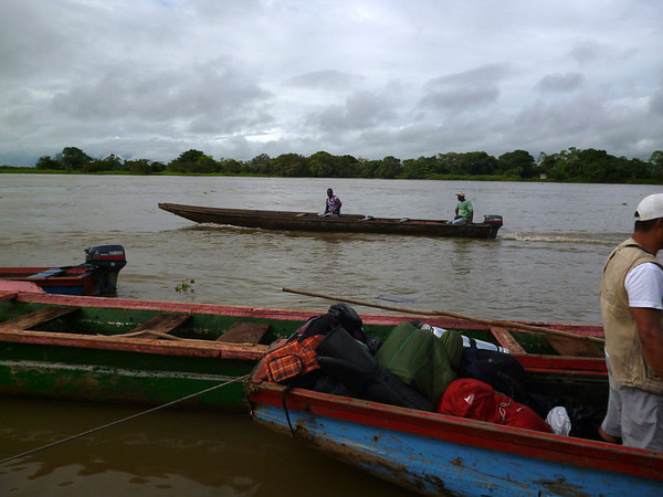 Caminata conmemoración Chocó