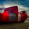 Kendralla Photography-Red Caddy