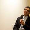 "John Turturro attends the discussion, entitled ""Naples: Facts and Fiction"", at the New York University's Casa Italiana Zerilli-Marimò.<br /> New York, January 20th, 2011<br /> © Laura Razzano"
