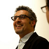 "John Turturro attends the discussion, entitled ""Naples: Facts and Fiction"", at the New York University's Casa Italiana Zerilli-Marimò.<br /> New York, January 20th, 2011"