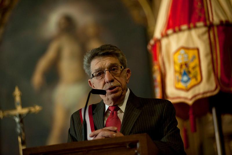 Victor Papa, President of Two Bridges Neighborhood Council.