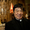 Rev. Andrew Thi of Saint Patrick's Old Cathedral.