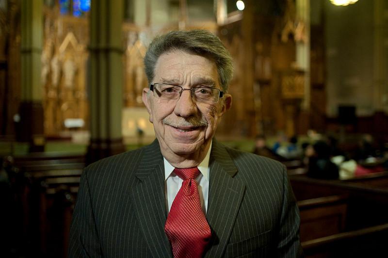 Victor Papa, President of the Two Bridges Neighborhood Council.