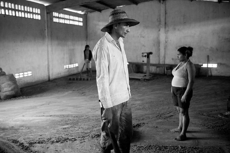 """Para la oficina del Alto Comisionado """"el origen de esas amenazas podría ser la labor de denuncia que lleva a cabo el Movice en el marco de la restitución de tierras, particularmente en relación con las fincas La Europa y La Alemania"""". Ambas fincas están ubicadas en Montes de María que ha sido escenario de una violencia casi sin par en Colombia. <br /> © Charlotte Kesl/PBI"""