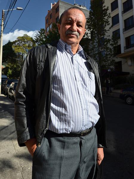 El 26 de septiembre de 2011 el defensor de derechos humanos y secretario técnico del Movice capítulo Sucre recuperó su libertad luego de permanecer casi tres años en la cárcel.<br /> © Julián Montoni/PBI