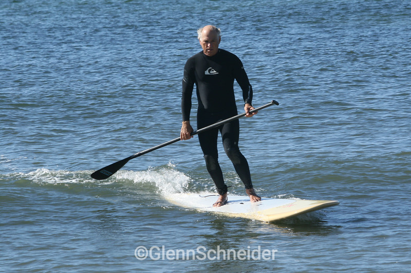 Jimmy Buffet surfing, Long Island, NY, Aug. 2008