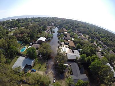 City of Gulf Breeze Historic Flooding 5-2-2014