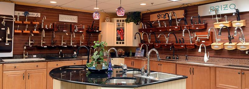 Photos of Redlon & Johnson Lewiston showroom