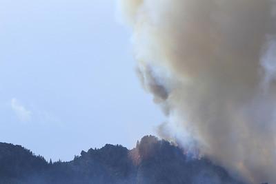 Colorado Wildfires 2012