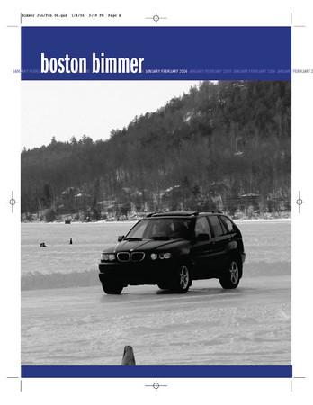 Boston Chapter newsletter, January-February 2006