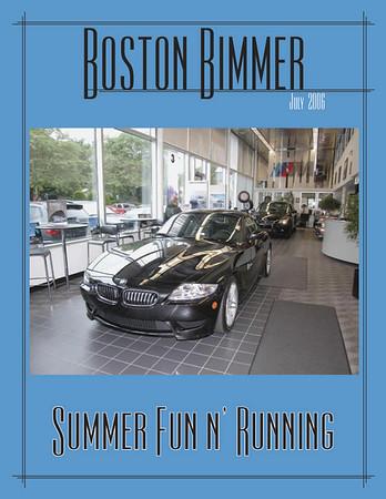 Boston Chapter newsletter, July 2006